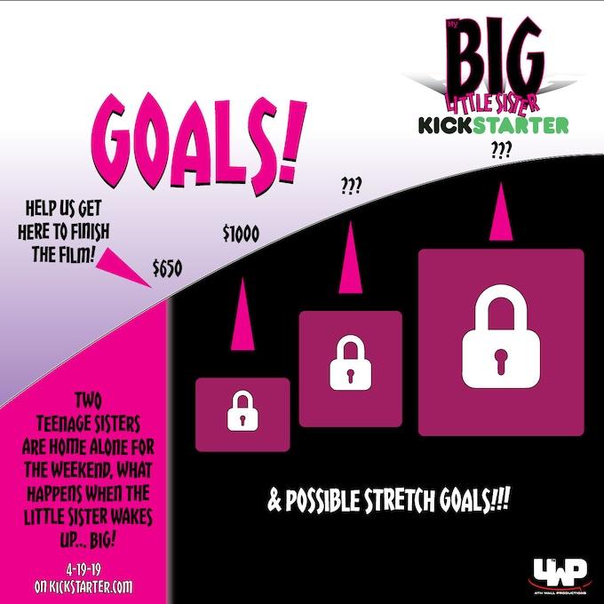 Goals Big and Small
