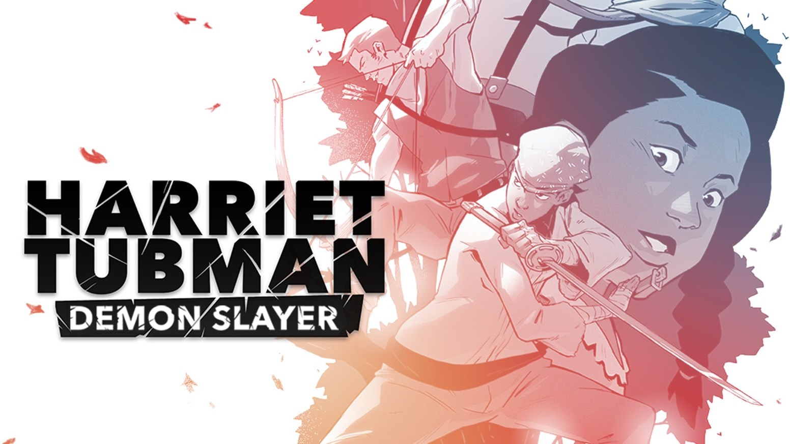 Follow Harriet Tubmans adventures in chapters  #3  to #6!