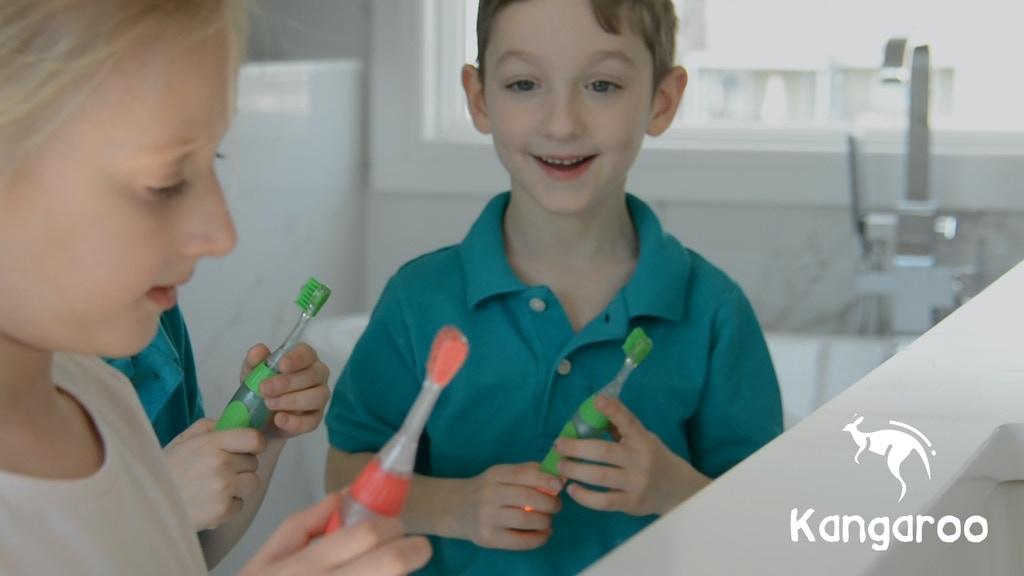 Kangaroo Oral Care project video thumbnail