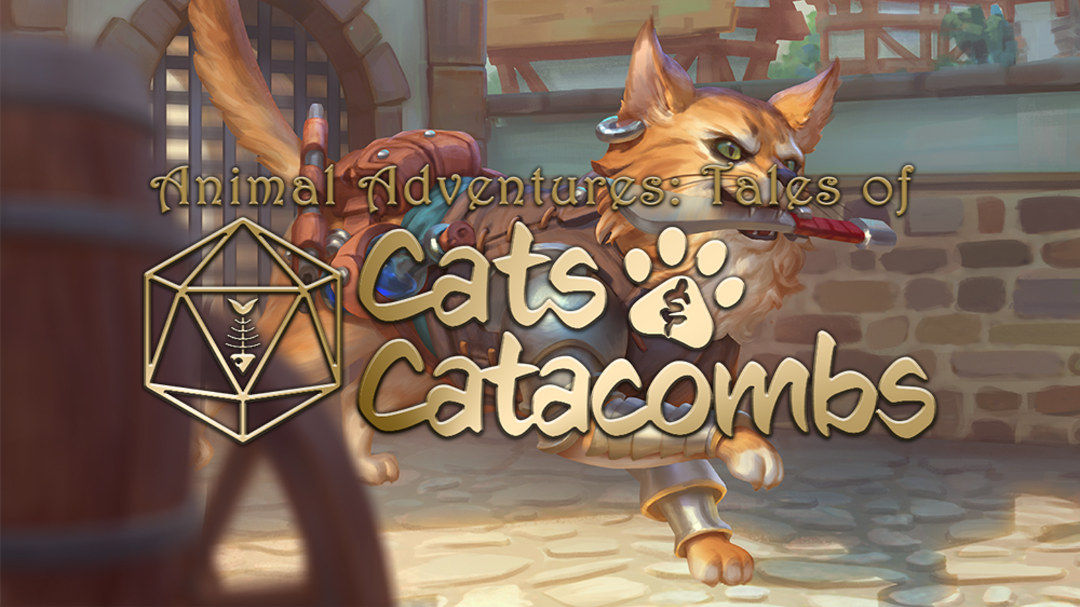 A range of highly detailed cats compatible with role-playing systems.