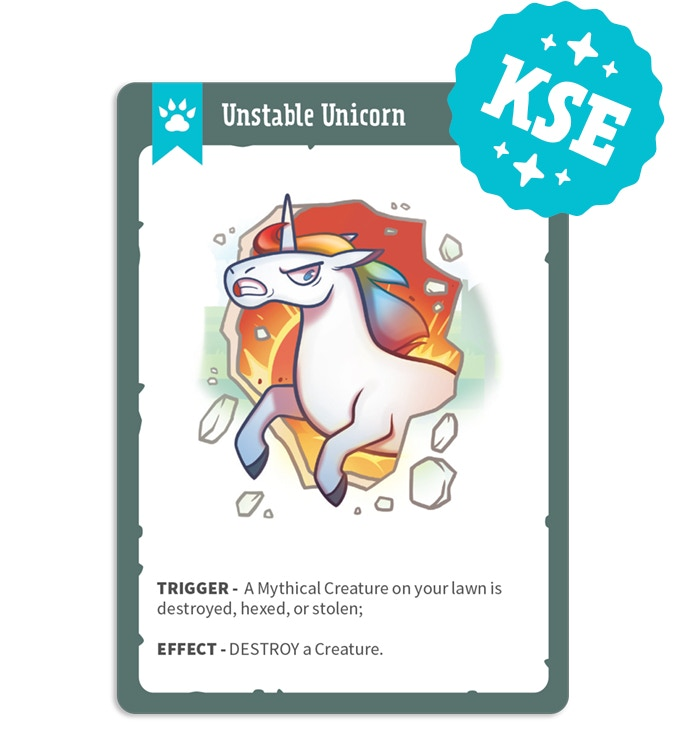 Unstable Unicorns: Control & Chaos (The Backercorn Project