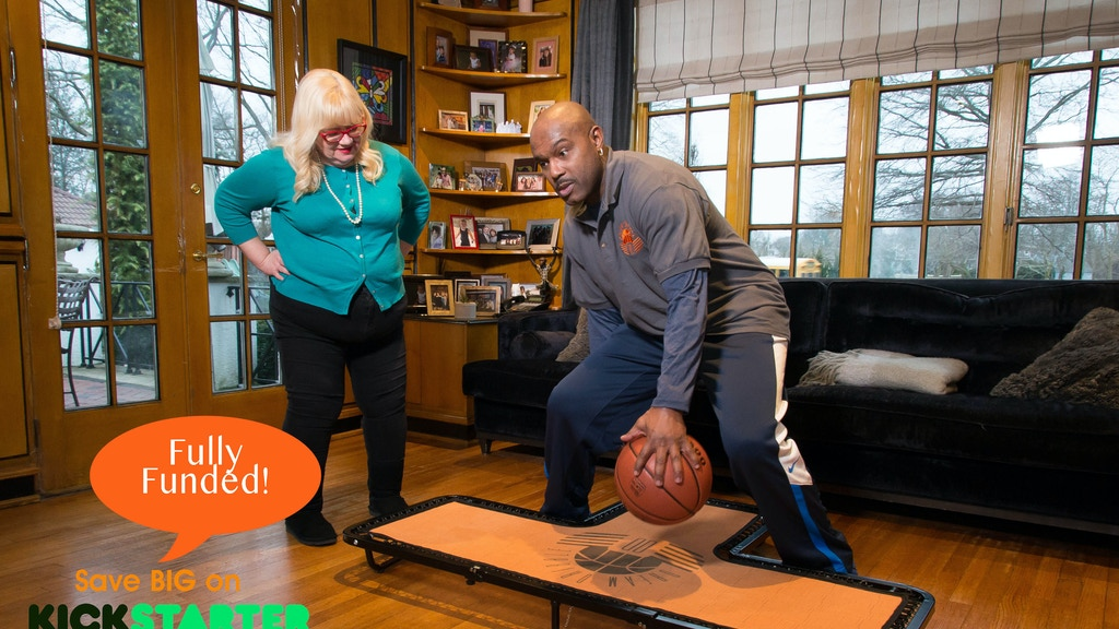 Dream Dribble: Dribble at Home - With All Star Tim Hardaway project video thumbnail