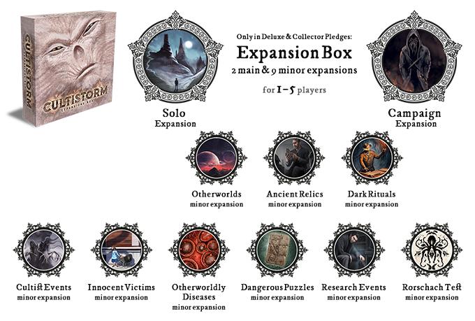 Expansion Box Summary