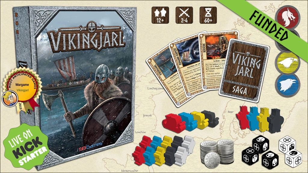VikingJarl project video thumbnail