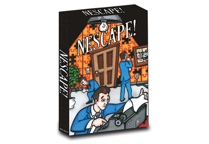 NEScape! Box Art (standard edition)