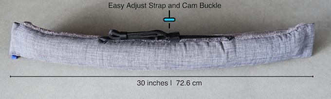 30 inches |  18 oz