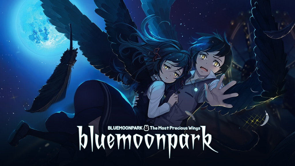 Project image for Bluemoonpark : the most precious wings