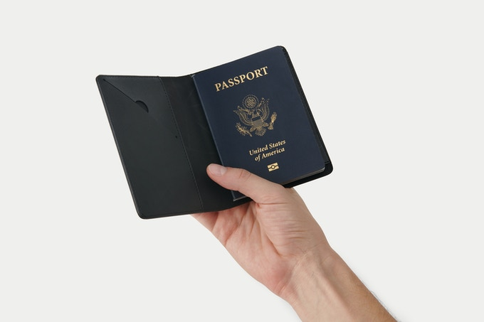 A damaged passport is a useless passport. Avoid immigration nightmares by keeping your passport protected from moisture, chafing, and the wear and tear of life on the move.