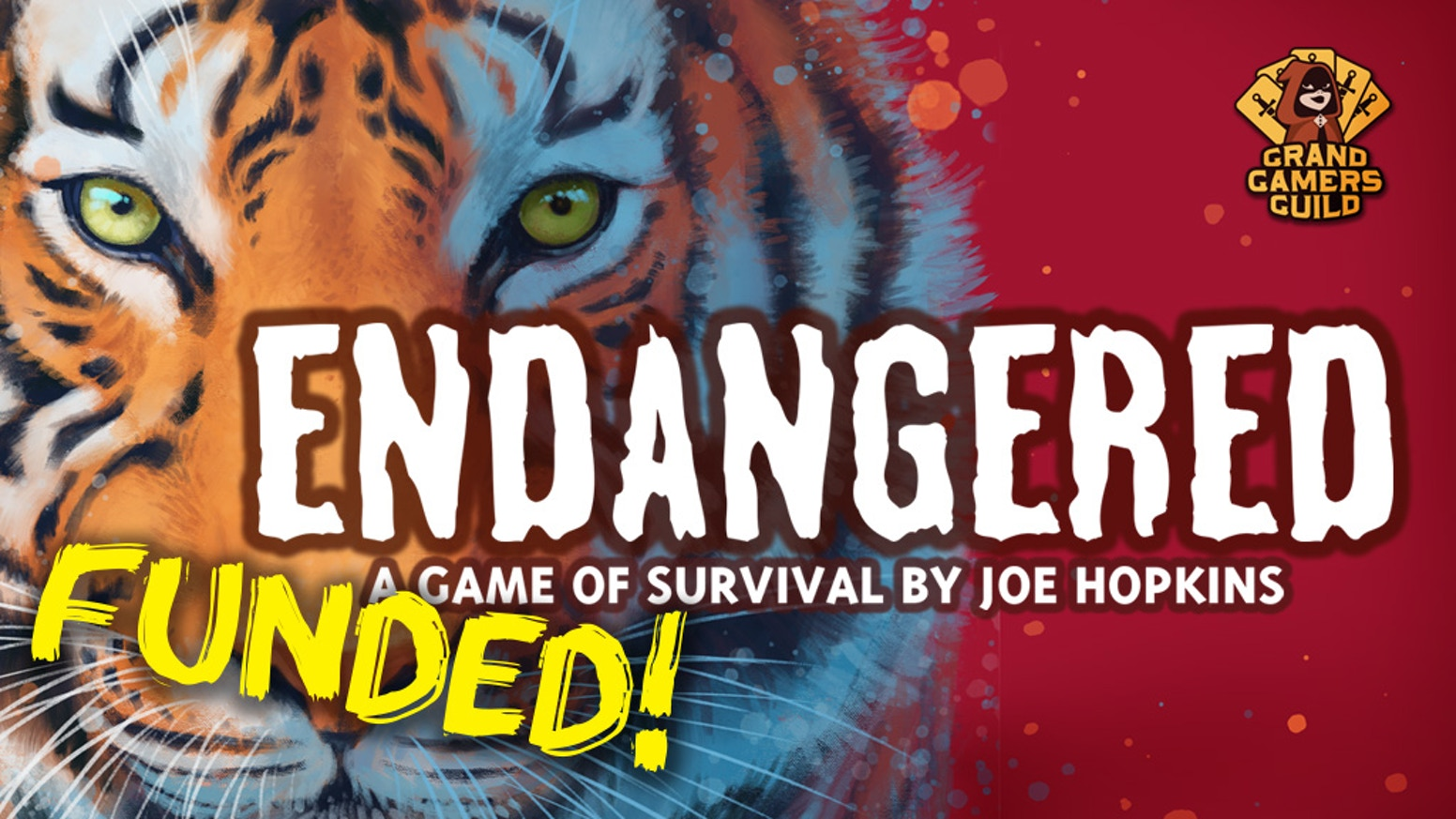 A game of survival by Joe Hopkins. Work together to save earth's endangered species.