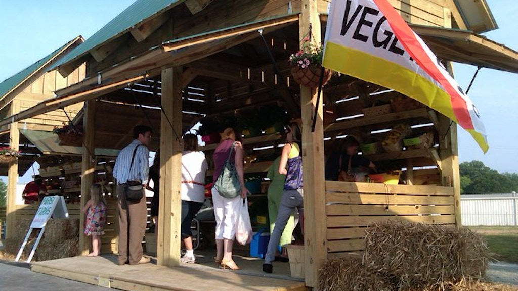 Lida Farm Stand at Manna Co-op project video thumbnail