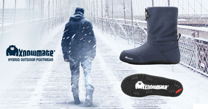Hybrid Outdoor Footwear - Waterproof - Windproof - Extreme Grip - Packable - Insulated - Comfortable - Stylish    | 500% funded - now available on Indiegogo