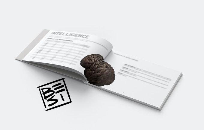 Intelligence render page. what a brain!