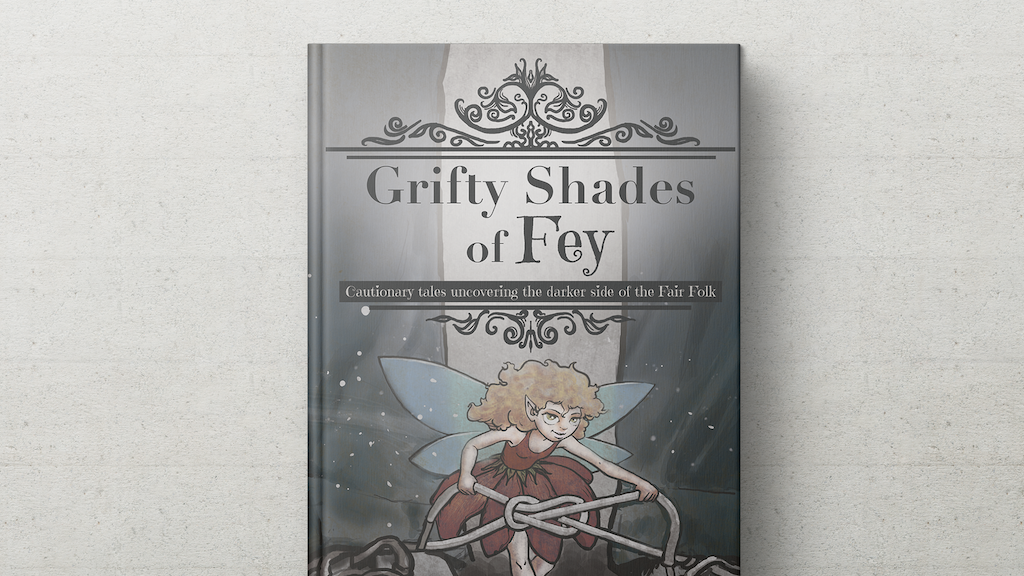 Grifty Shades of Fey: A Fiction Anthology