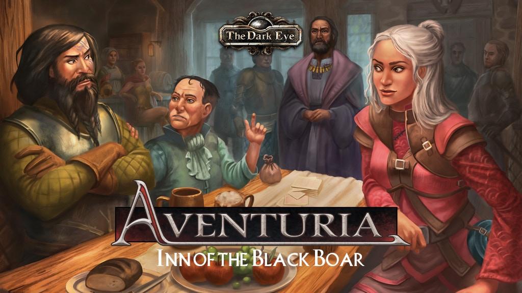 Aventuria - Inn of the Black Boar project video thumbnail