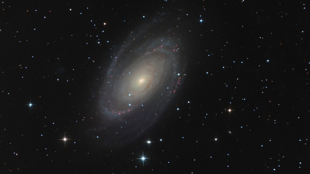 Project image for Bode's Galaxy · M 81 Print