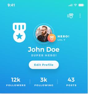 Star profile