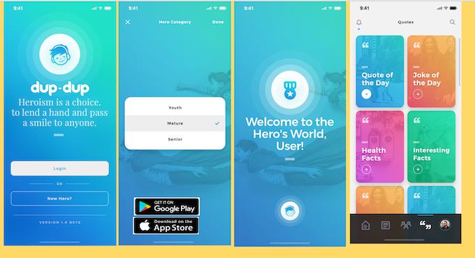 DupDup App