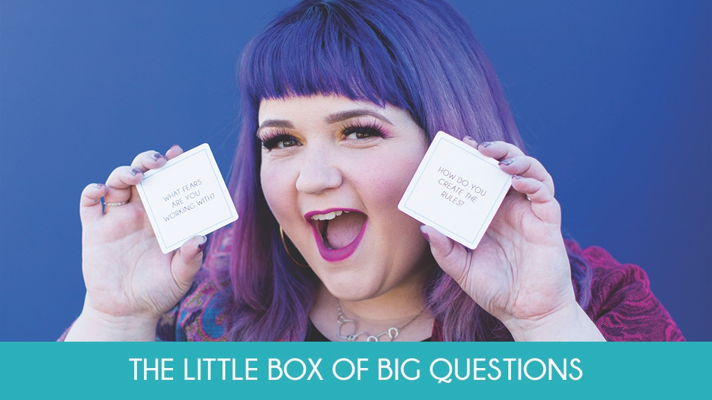 The Little Box of Big Questions project video thumbnail