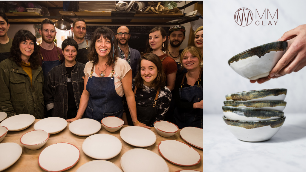 MMclay Ceramics Studio/Showroom: Bringing Art To Your Table project video thumbnail
