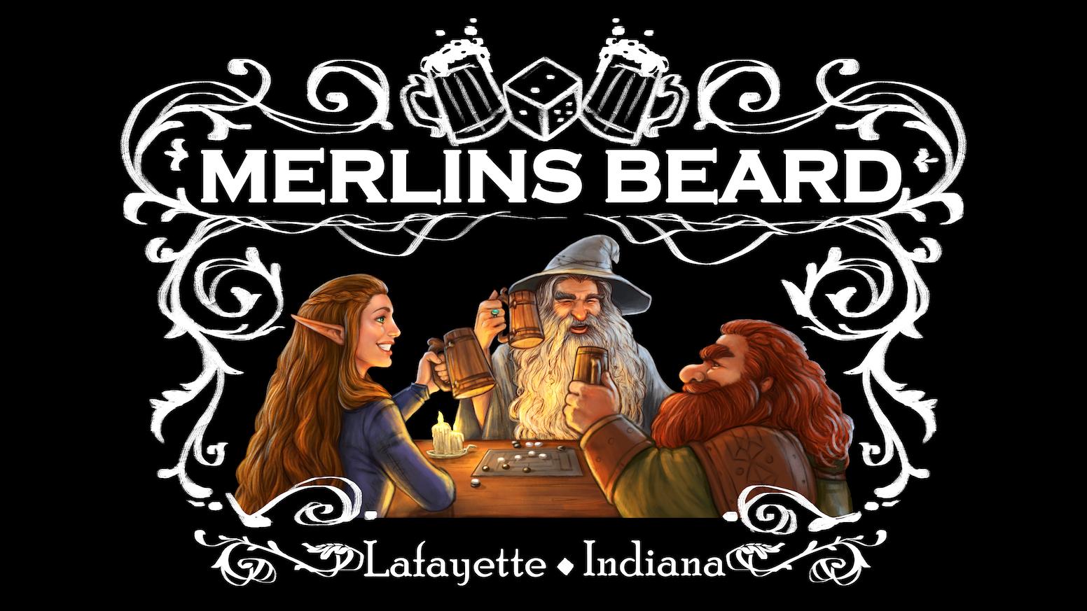 Merlin S Beard Board Game Pub By Merlin S Beard Llc Fully Funded Kickstarter