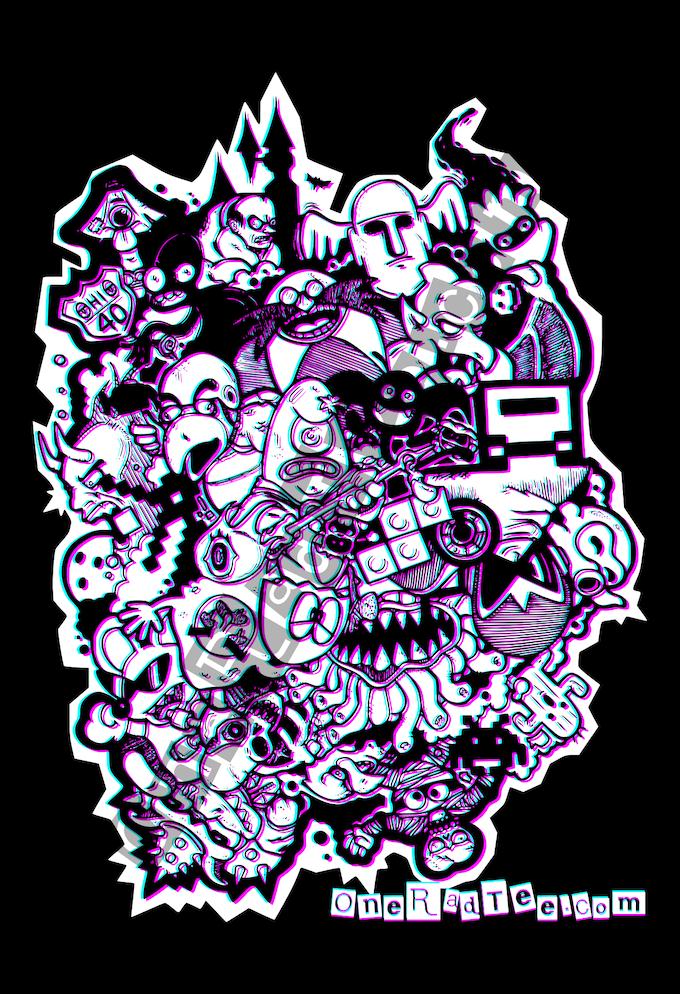 """Monster Smash"" by Kyle Kubik"