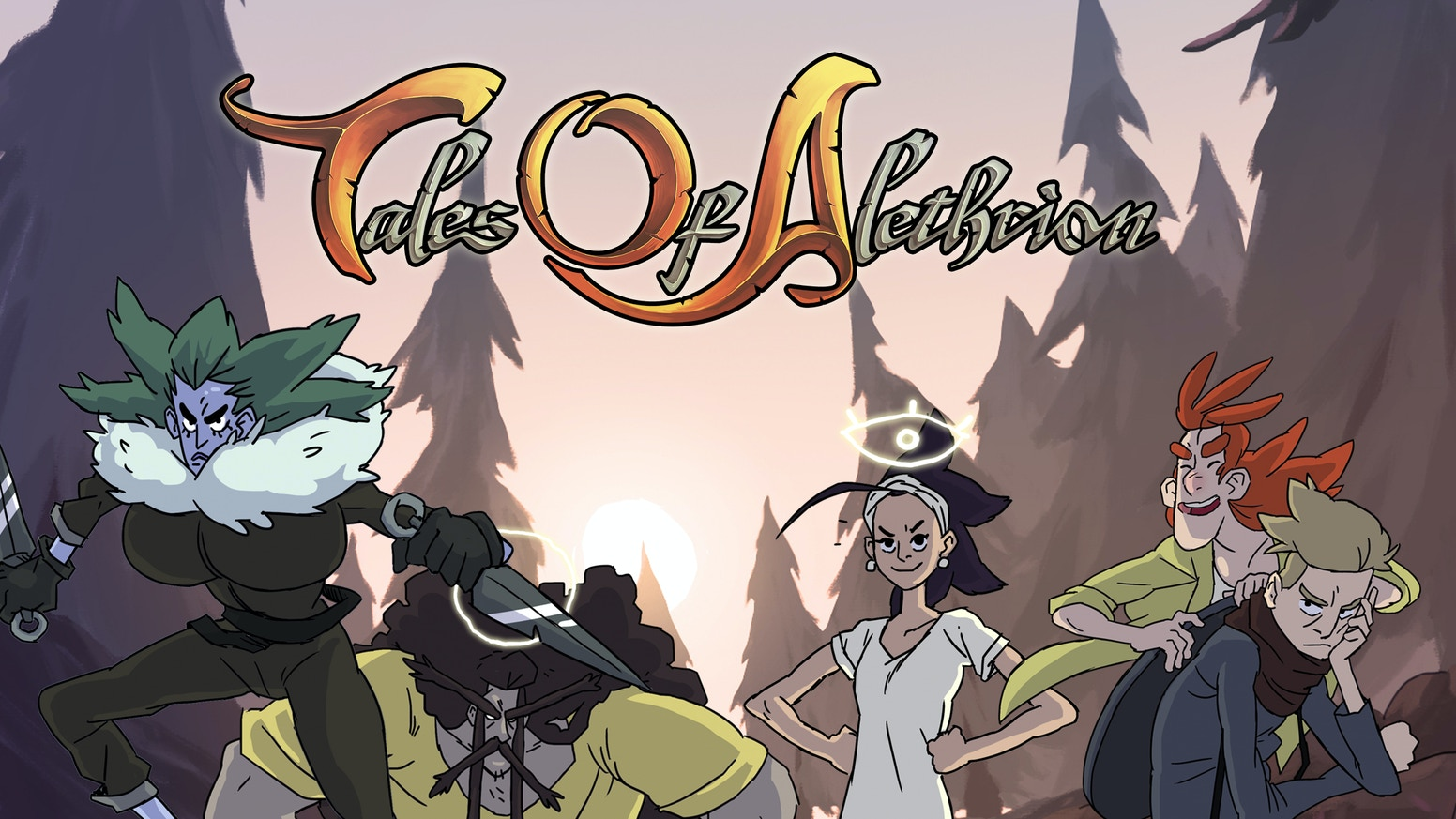 """The Journey continues with our LIVE campaign """"Tales of Alethrion - An Adventure Board Game""""! Help us reach our goal and gather your friends and family for an epic fight NOW!"""