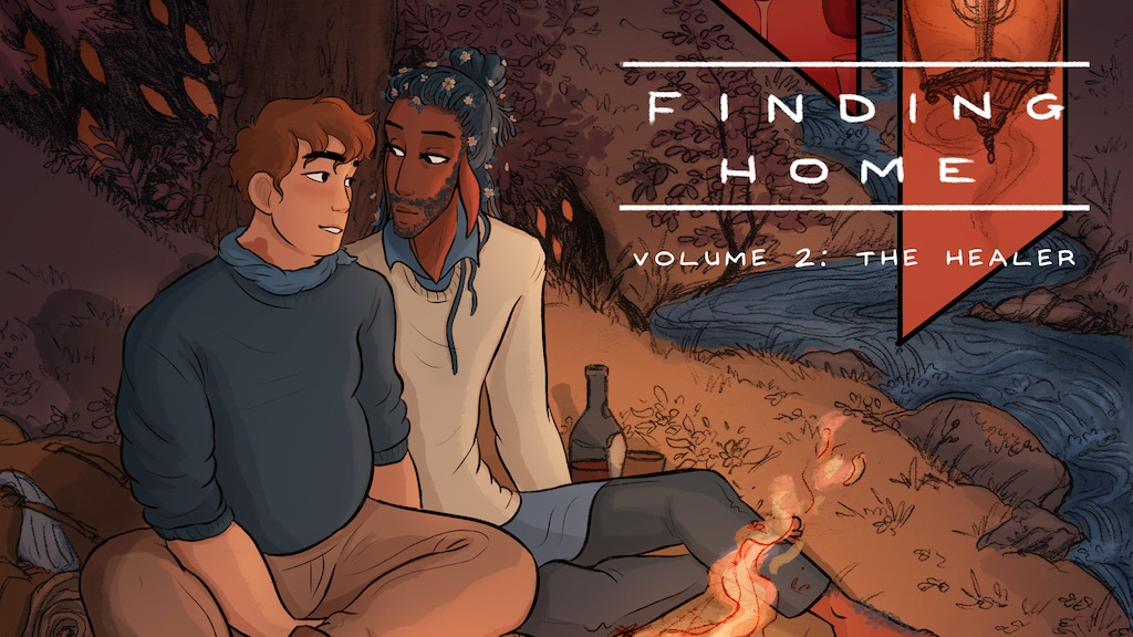 Finding Home Volume 2: The Healer project video thumbnail