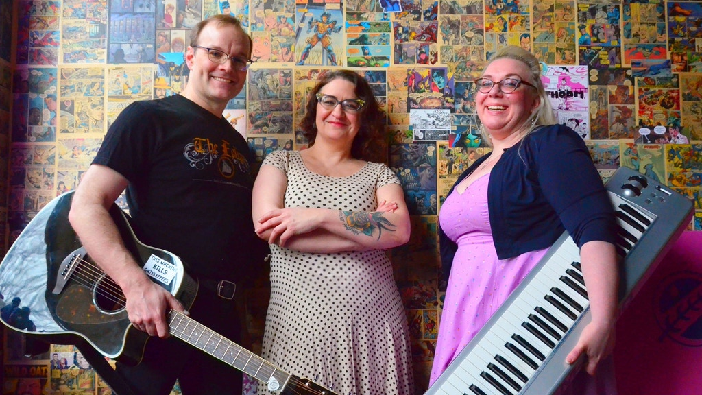RELATABLE CONTENT: The PDX Broadsides' New Album + Tour! project video thumbnail