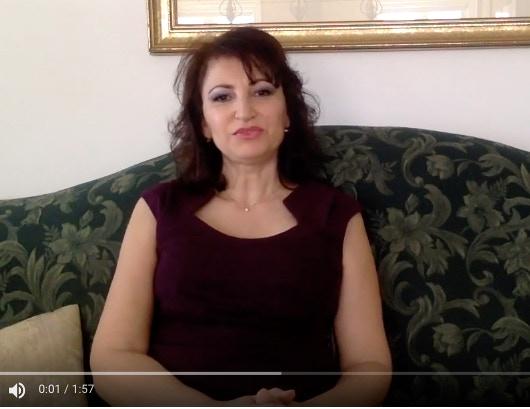Tanya Freedman w/a Gloria Silk talking about HEALING LOVE, the novel