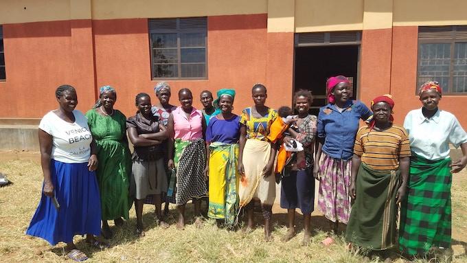 Ladies of Broadway - Blue Mangoes Cooperative in Uganda