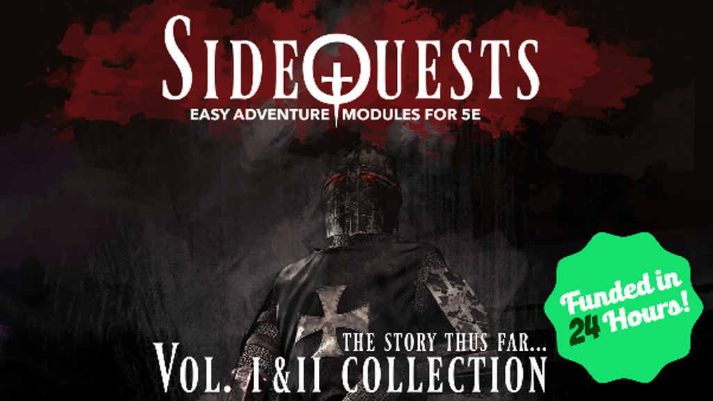 A new collection of all 10 one-shot Dungeons & Dragons adventures, designed to easily implement into your fifth edition campaign.