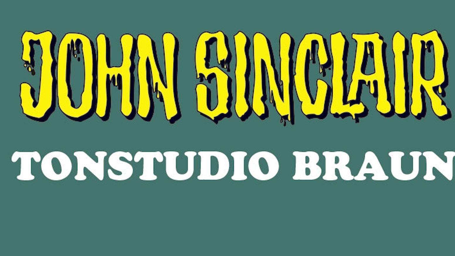 "John Sinclair Tonstudio Braun Klassiker Folge 1 ""Das Horror-Schloß im Spessart"" auf Doppel Vinyl/LP"