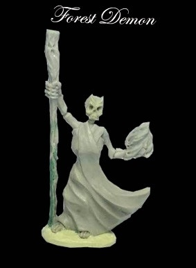 28mm undead demon