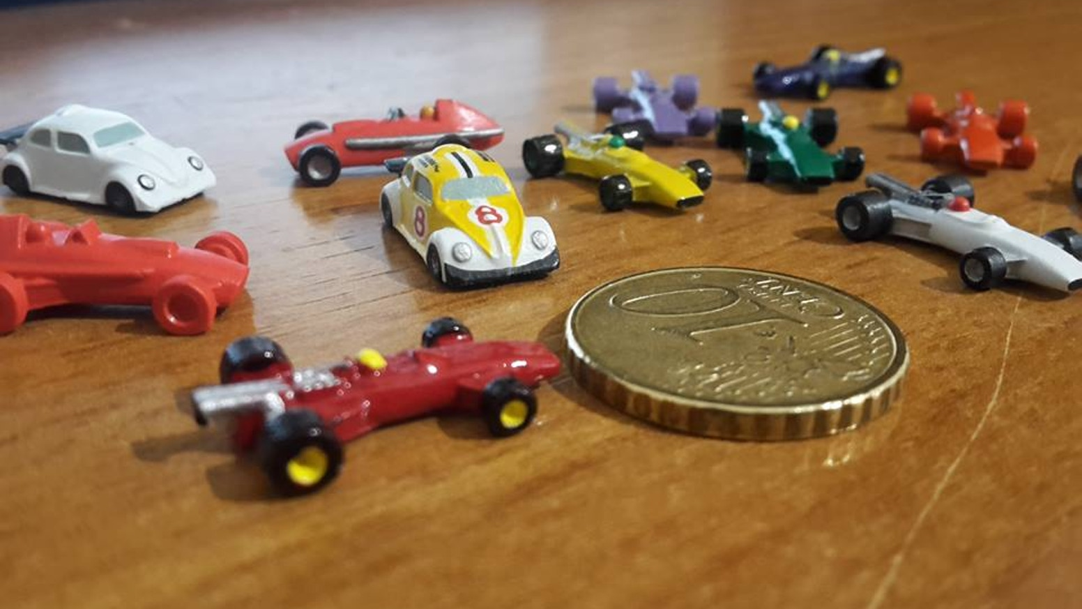 Car Miniatures!  Cool 3d files! Get the files, print your cars, play with all your racing boardgames. Join us on Facebbok page of miniatures entusiasts.