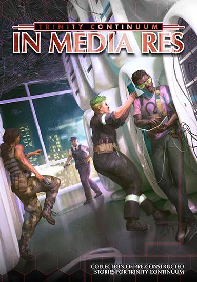 TRINITY CONTINUUM: AEON RPG by Richard Thomas » REWARD: In