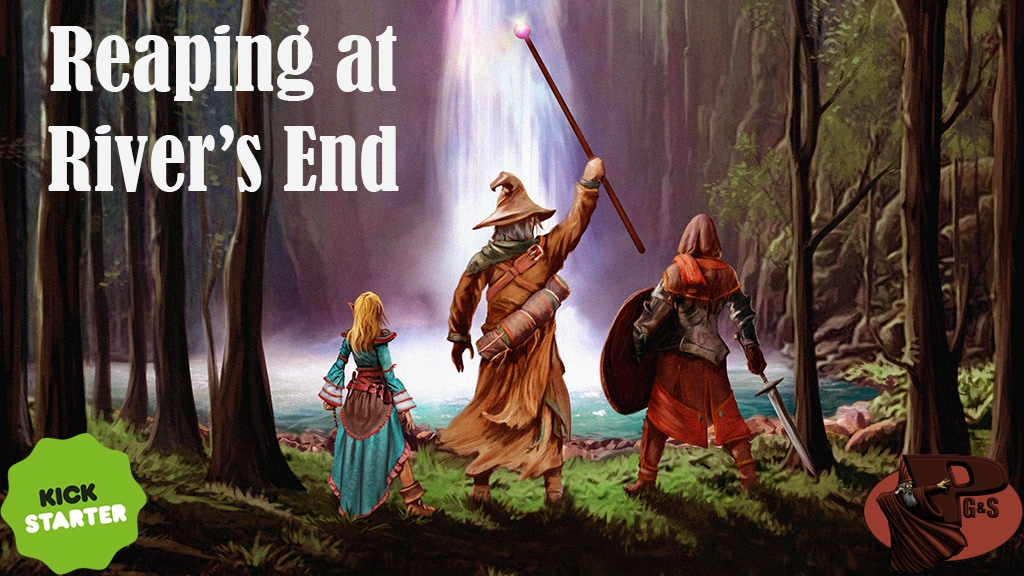 Reaping at River's End for 5e and S&W RPG! project video thumbnail