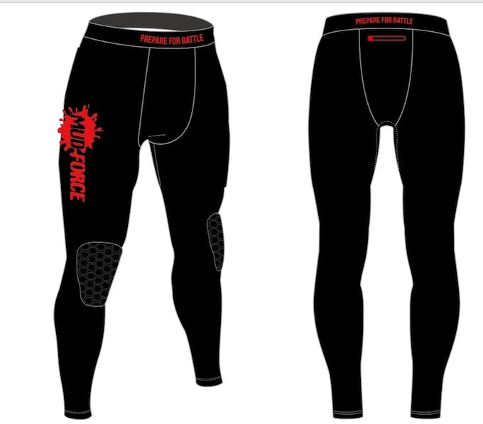Mud Force Compression Pants
