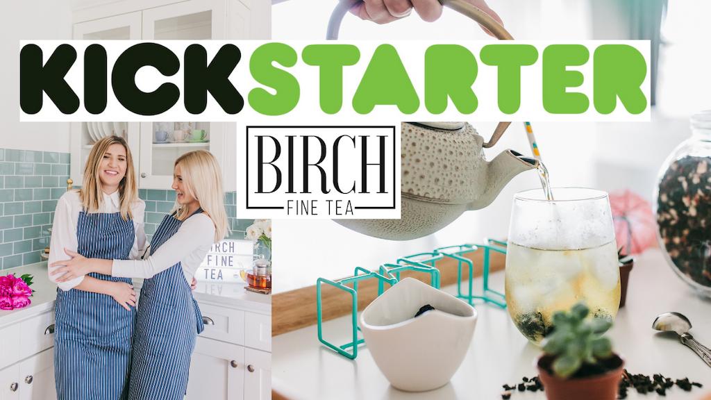 Birch Fine Tea - Bar project video thumbnail