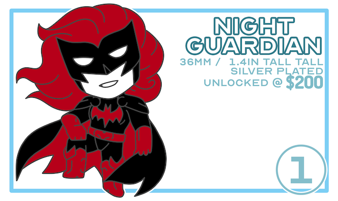 Night Guardian / Unlocked @ $200