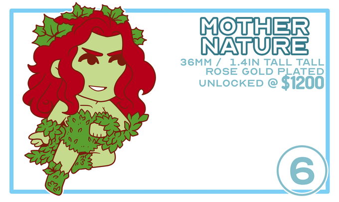 Mother Nature / Unlocked @ $1200