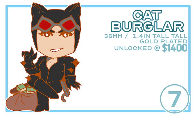 Cat Burglar / Unlocked @ $1400