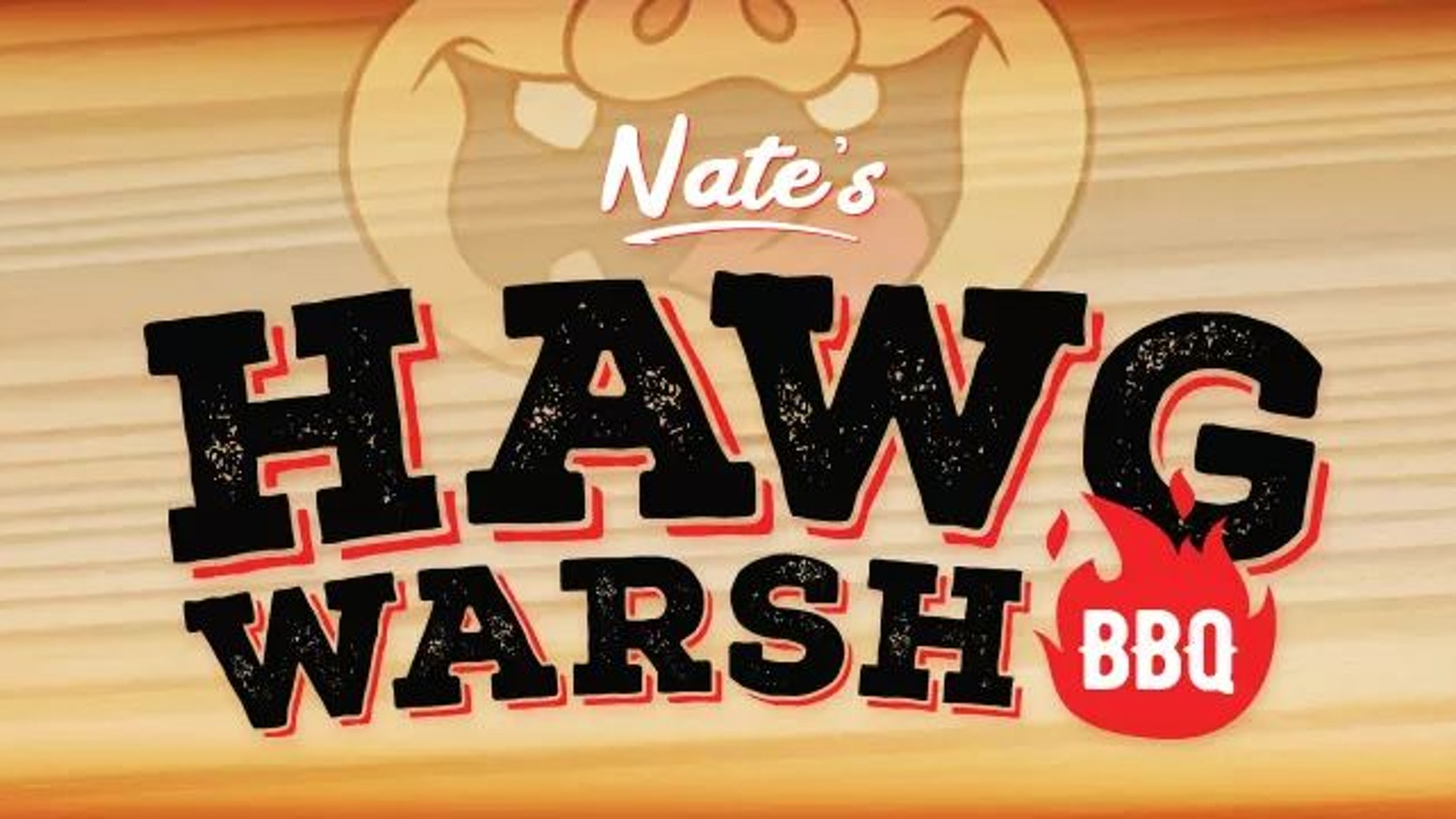 Get Nate's Hawg Warsh bottled! by Nathan & Erica Atwood