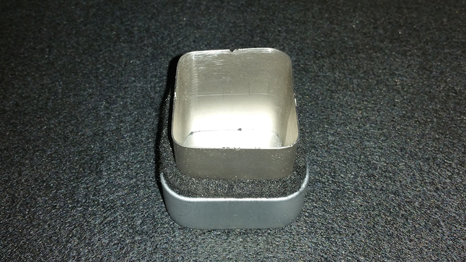 The First Core Polar Alcohol Stove