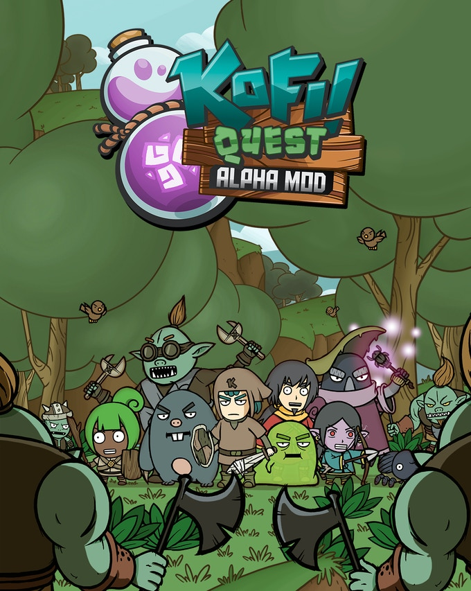 Kofi Quest: Alpha MOD - A comedy RTS - Zelda meets Warcraft by