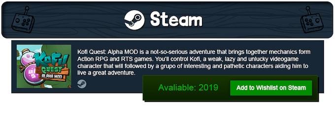 Kofi Quest: Alpha MOD - A comedy RTS - Zelda meets Warcraft