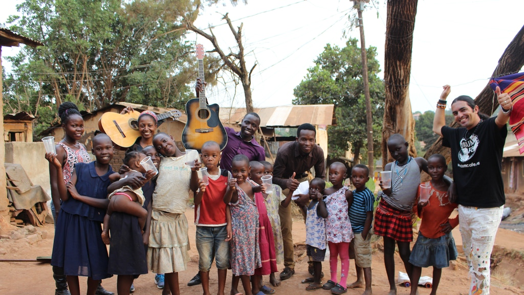DEBUT SINGLE & VIDEO from THE KAZO KIDS OF KAWEMPE, UGANDA.