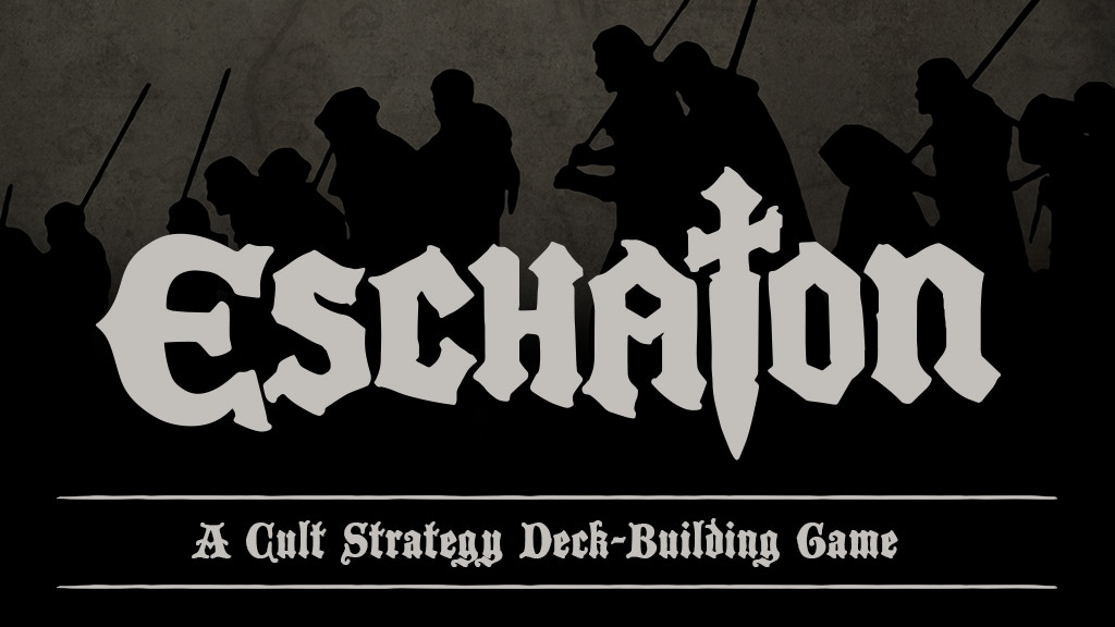 Eschaton - The Unholy Reprinting project video thumbnail