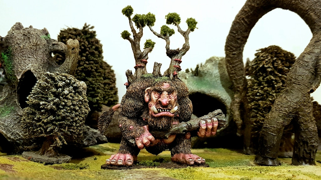 OSM presents Albert the Giant Forest Troll project video thumbnail