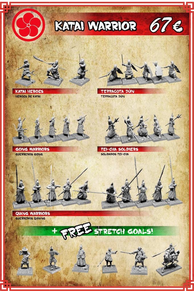 Katai Empire the Chinese Army by Zenitminiatures — Kickstarter