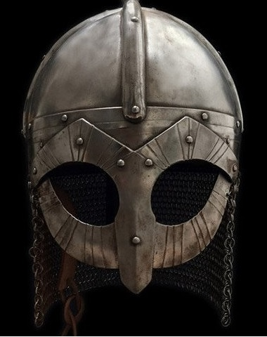 Example of the style of helmet in Viking Head Pack 1